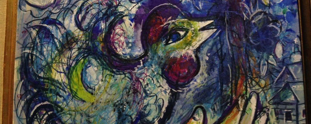 Marc Chagall in mostra a Milano
