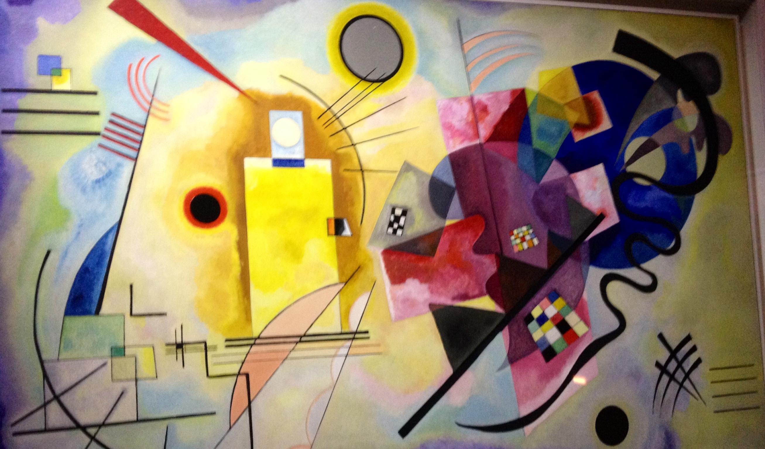 Opere Kandinsky